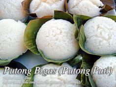 Putong Bigas (Putong Puti) | Filipino Vegetarian Recipes