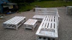 Outdoor Furniture Sets, Outdoor Decor, Pallet, Facebook, Home Decor, Shed Base, Decoration Home, Room Decor, Palette