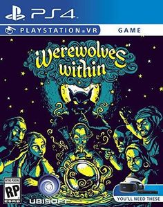 Werewolves Within - PlayStation 4