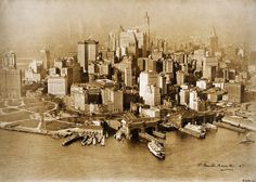 Port of New York 1923