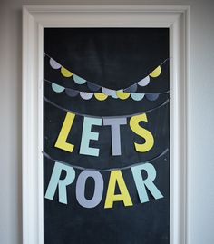 Hear the rumble and feel the roar, as this Modern Dinosaur Birthday Party comes crashing through the door! See it all at Kara's Party Ideas Fourth Birthday, Dinosaur Birthday Party, 3rd Birthday Parties, Birthday Fun, Birthday Ideas, T Rex, Chalkboard Banner, Party Ideas, Baptism Party