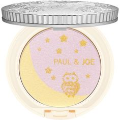 Paul & Joe Beaute  Pressed Powder T, 001 Twinkle twinkle little Star 1... ($43) ❤ liked on Polyvore featuring beauty products, makeup, face makeup, face powder, beauty, fillers, paul & joe beaute and compact face powder