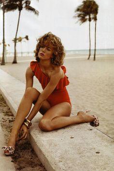 Raquel Zimmerman by Josh Olin for Vogue UK June 2011