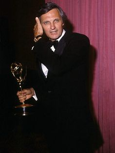 Alan Alda & Emmy. He won in 1974 for Best Comedy Actor, 1977 for Directing and again in 1979 for Writing (M*A*S*H)