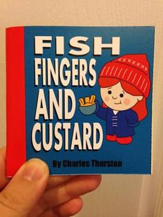 Would you like a fish finger?