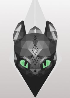 Toothless, recoloring. by Obispy symmetrical face, I take no credit for this, I just thought it looked cooler with the green eyes