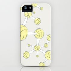 Soccer DNA iPhone & iPod Case by HenryWine