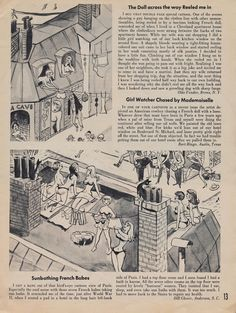 vintage everyday: Girl Watcher #2: A 1959 Magazine That Gives Creepy Tips To Men On How To Stalk Girls