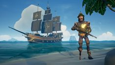 Sea of Thieves - Patch 1.05 Notes