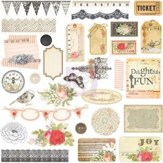 12x12 Chipboard Stickers - Lyric - Lyric - Collections - What's New - Shop Products - Store