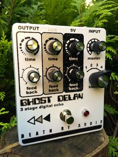 Death By Audio, Ghost Delay