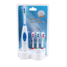 5.53$ Know more Electric toothbrush waterproof revolving