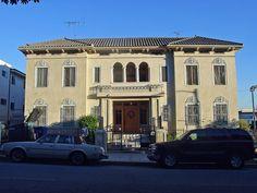 746 Burlington - Italian Villa Apartment Building - The Morrison (E) by Kansas Sebastian, via Flickr