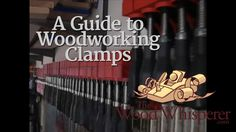 There are so many varieties out there and unless you've been woodworking for a number of years, its difficult to know which ones to buy. Furthermore, how do you know which ones to buy multiples of? I review all the clamps I own and show you some of the newer clamps to hit the market, namely the Jet Parallel Clamps and the Irwin Quick Grip XP's. At the very least, I hope I can help you avoid doing what I did in the beginning: buying clamps you don't need.