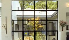 - Home Decorating Trends - Homedit Hospital Door, Glass Fence, Desktop Pictures, High Quality Wallpapers, Background Pictures, Window Design, Contemporary, Modern, Beautiful Homes
