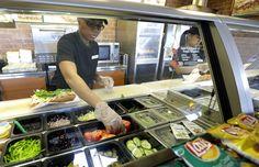Znalezione obrazy dla zapytania subway ingredients