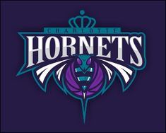 charlotte hornets desktops wallpapers | Charlotte Hornets Logo by dinoDESIGNS