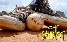 Possibly one of my favorite movies of all time! The sandlot The Sandlot Kids, Sandlot Quotes, Movie Quotes, Book Quotes, Old Movies, Great Movies, Your Killin Me Smalls, Movies Showing, Display