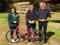 You never know what your day may bring. A lovely couple on their way back to Germany wanted to swap there bike for some eucalyptus oil! Eucalyptus Oil Uses, Kangaroo Island, Emu, Distillery, Germany, Bike, Couple, Pure Products, Bicycle
