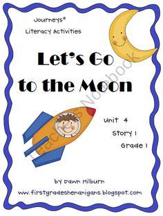 Journeys® Book 4 Bundle - First Grade product from First-Grade-Shenanigans on TeachersNotebook.com