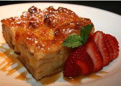 Steakhouse Chain Restaurant Recipes: Bread Pudding