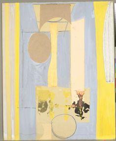 Mallarme's Swan  Robert Motherwell (American, 1915-1991)  Date- 1944. Cleveland Museum of Art   by renzodionigi