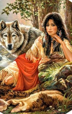 Feelings in Pictures. Welcome to a new page 'Feelings in Pictures ! My pictures talk about my feelings :sometimes sad , sometimes happy ! Native American Wolf, Native American Paintings, Native American Pictures, Native American Beauty, Native American Artists, American Indian Art, Native American History, Native Art, Native Indian