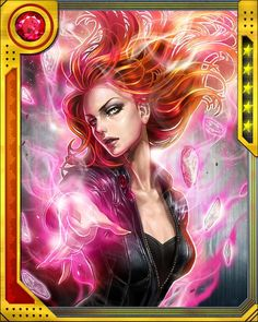 Chosen One (Jean Grey): Unable to adapt to the enormous power of the Phoenix Force, Jean became corrupted by the manipulations of her enemies such as Mastermind and Emma Frost. She eventually was driven insane and became the Dark Phoenix.