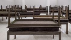 This retrospective surveys the searing, deeply poetic work of Doris Salcedo (b. Bogotá, Colombia), including her work from the late to the present. Dory, Body Art, Sculpture, Interior, Solomon, 1980s, Furniture, Home Decor, Museums