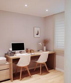 Muji Home, Room Interior, Interior Design, Ideas For Instagram Photos, Office Organization, Corner Desk, Room Decor, House Design, Inspiration