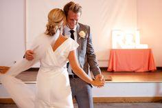 Photography: Ashlee Raubach - www.ashleeraubach.com  Read More: http://www.stylemepretty.com/2014/04/11/bright-spring-dana-point-harbor-wedding/