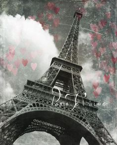 Modern Home Décor  Eiffel Tower  FREE by DailyReflections on Etsy, $70.00