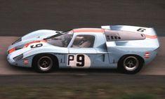 David Hobbs / Mike Hailwood - Mirage M2/300 BRM - John Wyer Automotive Engineering Ltd. - ADAC-1000 km-Rennen auf dem Nürburgring - 1969 International Championship for Makes, round 7 - Challenge Mondial, round 3