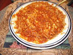 Spaghetti mailly