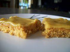 Weetbix ginger slice