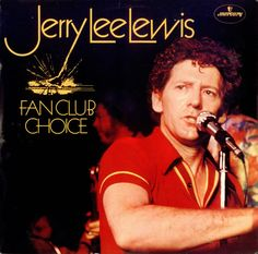For Sale - Jerry Lee Lewis Fan Club Choice UK  vinyl LP album (LP record) - See this and 250,000 other rare & vintage vinyl records, singles, LPs & CDs at http://eil.com