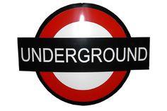 London Underground - The Prop House #ThePropHouse #British #UK #Events #Theming #London #Props #Underground #Party #thetube