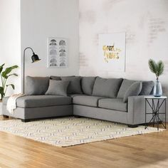 Mercury Row Hannah Sectional