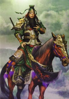Guan Yu (Shu)
