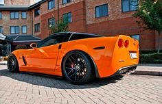 C6 z06 is better than the c7 and faster in top speed too.
