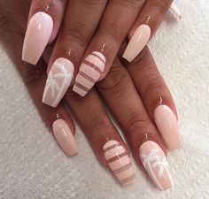 Perfect Palm Tree Coffin Nail Ideas In Hot Summer Palm Tree Nails Coffin Nails Acrylic nails Summer Nails Perfect Palm Tree Coffin Nail Ideas In Hot Summer Palm Tree Nai. Gorgeous Nails, Love Nails, Fun Nails, Palm Tree Nails, Nailed It, Nagellack Trends, Nagel Gel, Holiday Nails, Christmas Nails