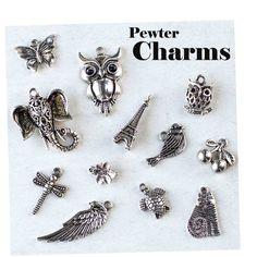 Charms www.CherryTreeBeads.com