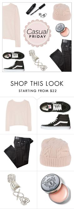 """Casual friday"" by lostandfound92 on Polyvore featuring Banjo & Matilda, Vans, BRAX, Paul & Joe Sister, Topshop, Bobbi Brown Cosmetics, Pink, vans and casualoutfit"