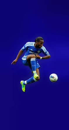 Chelsea Football, Chelsea Fc, Black Panther, Football Players, Wallpapers, Club, Running, Boys, Sports