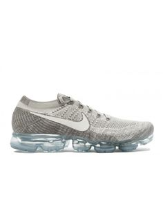 outlet store 13468 e7738 Air Vapormax Flyknit Pale Grey, Black-Sail 849558-005 Mens Shoes Sale,