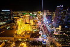 TOP TIPS for Las Vegas first timers