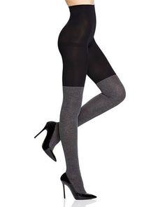 4.75$  Watch now - http://vimyl.justgood.pw/vig/item.php?t=vcs5eg33607 - DKNY Over the Knee Sock Tights Size Medium $18 - NWT 4.75$