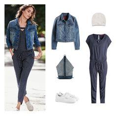 <3 look: #Esprit denim & blue-coloured #styles for spring ...