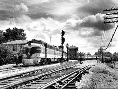Trains, Ohio, Street View, Romance, American, Vintage, Romance Film, Columbus Ohio, Romances