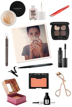 katie-armour-the-neo-traditionalist - make-up products ... a good list ... must remember.